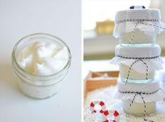 #DIY Coconut_Oil Lotion Project_Ideas and Craft_Ideas from Amy Renea at A Nest for All Seasons
