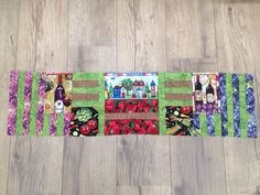Row by Row Experience 2016! Get your free pattern for this at the Beverly Fabrics in Salinas, CA