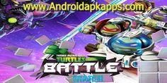 Download TMNT Battle Match Apk MOD v1.1 Full OBB Data