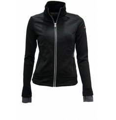 *SALE* Comfort of Bogner Fire & Ice! The sporty Ramona jacket with warm microfleece is a versatile second layer with a flexible power-stretch material for the ultimate comfort throughout the year. The reflective strip and shapely fit - an absolute eye-catcher wherever you go. Bogner's Fire & Ice is the home of functionality, innovative sportswear with a touch of class: a young and exciting mix of functional active wear and the classic sophisticated style. Ski Fashion, Fashion Women, Sophisticated Style, Stretch Fabric, Skiing, Sportswear, Active Wear, Sporty, Ski