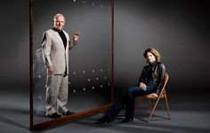 Movie Stars Revisit Their Famous Role - Anthony Hopkins and Jodie Foster - Silence of the Lambs