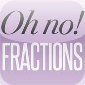 If you are trying to teach Fractions, this is a great app to download. Best part, it is FREE.