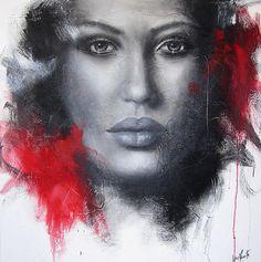 Lyse Paquette artiste peintre | VISAGES