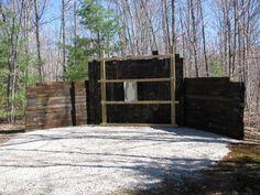 Home Shooting Range - Page 2 Gun Shooting Range, Outdoor Shooting Range, Shooting Table, Shooting Guns, Shooting Sports, Champs, Range Targets, Archery Range, Steel Targets