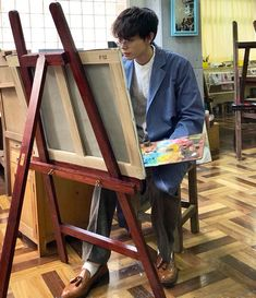 """Art teacher hunting best in boots! """"Three years A group"""" approaching the costume of Shoda Shogi Face Reference, Drawing Reference, Cute Japanese Boys, Japanese Men, Kentaro Sakaguchi, Movie Couples, Owl City, Fashion Poses, Artist Life"""