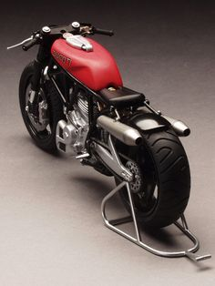 Yes please! Ducati by Jvb-moto.