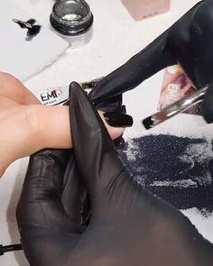 Manicure, Nails, Rubrics, Nail Designs, Nail Art, Beautiful, Beauty, Color, Designer Nails