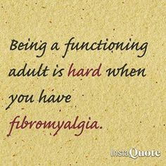 Its too hard to bear it up #Fibromyalgia #health #quotes