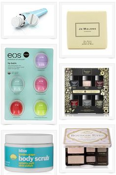 Over 30 great beauty gift ideas