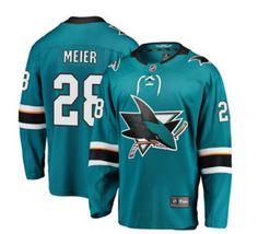 8e7937180 Joe Thornton San Jose Sharks Fanatics Branded Youth Breakaway Player Jersey  - Teal (Blue) - Yth L XL
