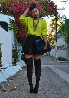Fashion Blogger, Carmen Alexandra IG @carmenalexandraaaa Clutch: www.shethecollection.con