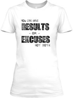 Results excuses