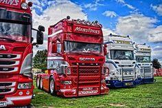 Scania V8, Cool Trucks, Buses, Muscle Cars, Old School, Camper, Porn, Vans, Style