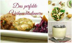 """Miss V: Siegermenü """"Das perfekte Veihnachtsdinner"""" Vegan Kitchen, Food, Amazing, Food Food, Christmas, Essen, Meals, Yemek, Eten"""