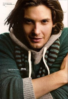 ben barnes... a prince is a prince is a prince... even if he only plays one in a disney movie