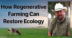 How Regenerative Farming Methods Can Restore Ecology and Rebuild Communities