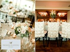 Elegant White & Gold Minnesota Wedding - Every Last Detail Glitter Wedding, Wedding Bells, Wedding Flowers, Wedding Fun, Dream Wedding, Wedding Ideas, Reception Decorations, Wedding Centerpieces, Table Decorations