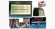 Mario's Barbershop - Michael Pascolla Park Ridge IL