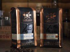 Caffe Lusso Columbia coffee
