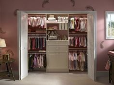 Closet Organization Ideas For The Perfectly Organized Baby Room Ultimate Nursery Closet for Baby Girl! Lots of organizing options.Ultimate Nursery Closet for Baby Girl! Lots of organizing options. Baby Bedroom, Nursery Room, Girl Nursery, Girls Bedroom, Room Baby, Princess Nursery, White Nursery, Bedroom Ideas, Child's Room