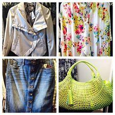 @kutfromthekloth @sondrarobertsny #KUT #pileggiboutique #florals #denim #pastels #resort2015  www.pileggiboutiquephiladelphia.com