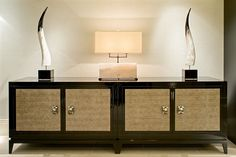The Mandarin 2 Door Buffet by Hill House Interiors