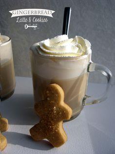 Gingerbread Cofee Latte