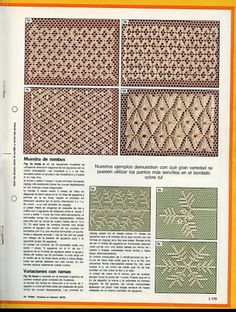bordados en tul (pág. 30) | Aprender manualidades es facilisimo.com Vintage Embroidery, Diy Embroidery, Embroidery Stitches, Embroidery Patterns, Lacemaking, Lesage, Needle Lace, Tulle Lace, Embroidery Techniques