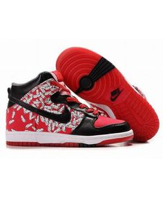 size 40 c7d81 4df74 Nike Dunk SB Shoes High Women Red Father Air Max Sneakers, Sneakers Nike,  Nike