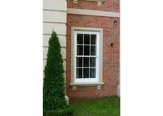 Timber box Sash Window by Mumford & Wood