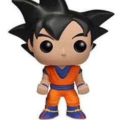 Figura Pop! Goku DragonBall Z by Funko