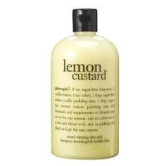 Philosophy Lemon Custard- best. smell. eva.
