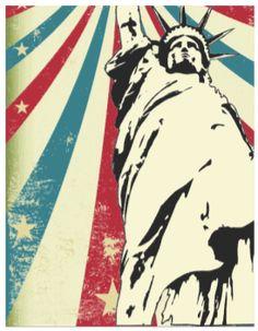 Statue of Liberty - Fourth of July Celebration