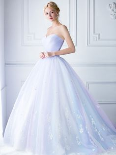 A Spring Fairy Tale! 35 Enchanting Romantic Dresses For Spring Brides!
