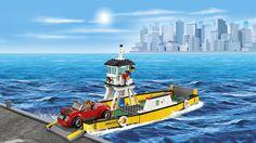Lego City, Ferry, March 2016