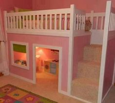 My lil girl will totally have this. Only its gonna be pink camo ;)