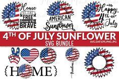 Fourth Of July Shirts, 4th Of July, Design T Shirt, Software, Silhouette Studio Designer Edition, Scene Creator, Journal Cards, Design Bundles, Printable Art
