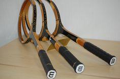 wilson advantage2; horrible racket, but expensive!