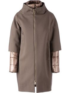 Herno Padded Cocoon Coat - L'eclaireur - Farfetch.com