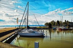 Lake Neusiedl by Sanjin Jukic on Sailing Ships, Austria, Boat, Photography, Places To Visit, Road Trip Destinations, Summer Recipes, Dinghy, Photograph