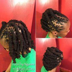 Cute Haircuts For Black Women Short Dreadlocks Styles, Dreadlock Styles, Short Hair Styles, Locs Styles, Natural Hair Care, Natural Hair Styles, Natural Dreads, Beautiful Dreadlocks, Cute Haircuts