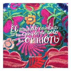 www.facebook.com/debcustudio #quote #mexico #lettering #debcustudio