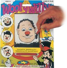 The Original Wooly Willy! Maybe vintage toys instead of mustaches. Retro Toys, Vintage Toys, Retro Games, Fun Games, Childhood Toys, Childhood Memories, Sweet Memories, Face Doodles, Magnetic Toys