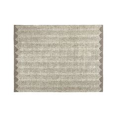 Clea Wool-Blend 9'x12' Rug | Crate and Barrel