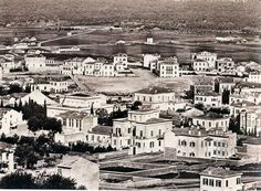 Greece Today, Greece History, Yesterday And Today, Athens Greece, Old City, Ancient Greece, Greece Travel, Archaeology, Old Photos