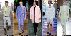 Tons Suaves - Tendências moda masculina primavera verão 2012 2013