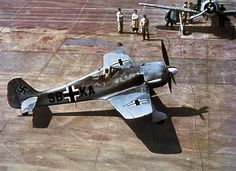 FW-190 A New Aircraft, Fighter Aircraft, Military Aircraft, Air Fighter, Fighter Pilot, Fighter Jets, Luftwaffe, Zombie Vehicle, Focke Wulf 190