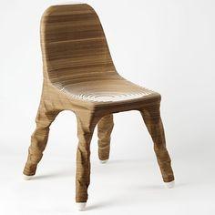 Paper Chair Design Ideas