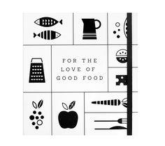 RECIPES ORGANISER: LOVE FOOD