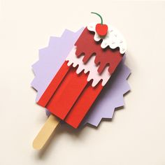 Ice Lollies on Behance